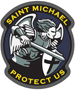 MSM Saint Michael Modern Morale Patch