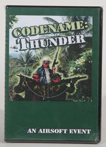 Codename Thunder Video DVD