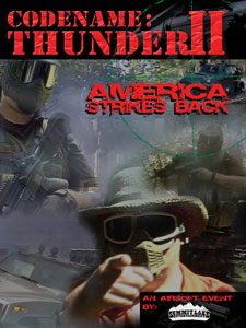 Codename Thunder II Video DVD