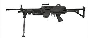 CSS Classic Army M249 SAW AEG