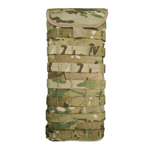Condor Outdoor CRYE MultiCam Molle Hydration Bladder Carrier