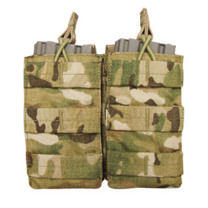 Condor crye Multicam Double M4 Mag Pouch