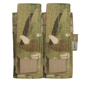 Condor Outdoor crye Multicam double pistol mag pouch