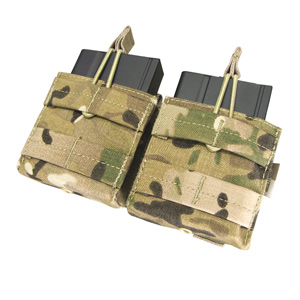 Condor Outdoor CRYE Multi-Cam M-14 Open Top Double Mag Pouch