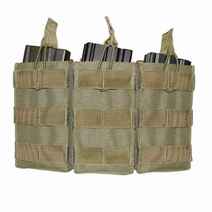 Condor Outdoor M-4 Open Top Mag Triple Pouch MA27