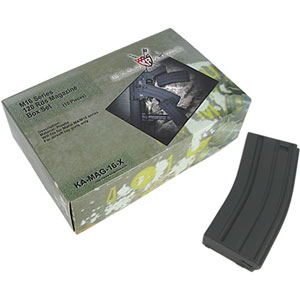 King Arms M4 / M16 MidCap Mags 10-Pack 120 Rnd