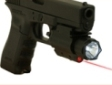 NC Star TACTICAL 120 LUMEN FLASHLIGHT / LASER COMBO w/ QR MOUNT