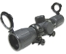 NcSTAR Rubber Armored 4x30 Scope w/ illuminated Sniper Reticle