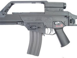 PPA G36 Magwell M4 Conversion Kit
