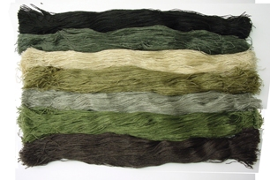 Sniper Ghillie Camo Suit Yarn Kit