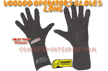 VooDoo Tactical Operators Gloves Long