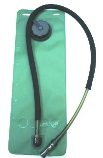 BlackHawk Hydration Bladder with Wrapped Drink Tube 3L