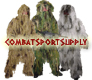 Ghillie Suit Complete Full Length- Ready to Wear