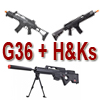 H&K G36 and Variants