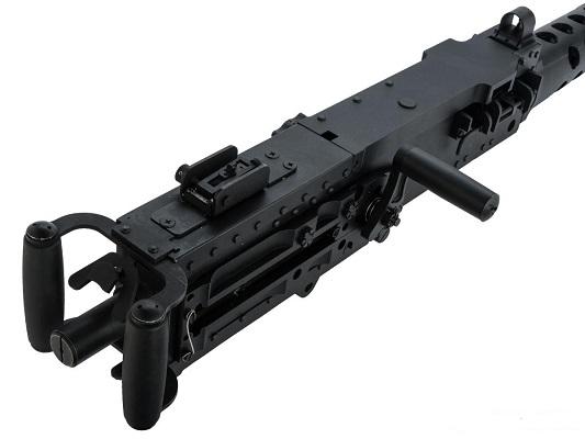M2  50 Cal Heavy Machine Gun Full Metal Replica Airsoft Prop