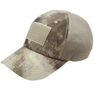 CONDOR TACTICAL ADJUSTABLE PATROL HAT AIRSOFT BASEBALL CAP ARMY A-TACS FG CAMO