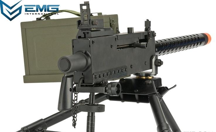 Browning M1919  30 Cal Light Machine Gun Full Metal Replica