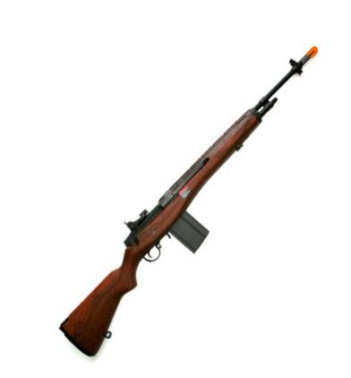 G&G Full Metal M14 AEG -Imitation Wood Stock