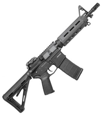 Kwa Erg Magpul Rm4 Pts Cqb Electric Recoil Airsoft Gun