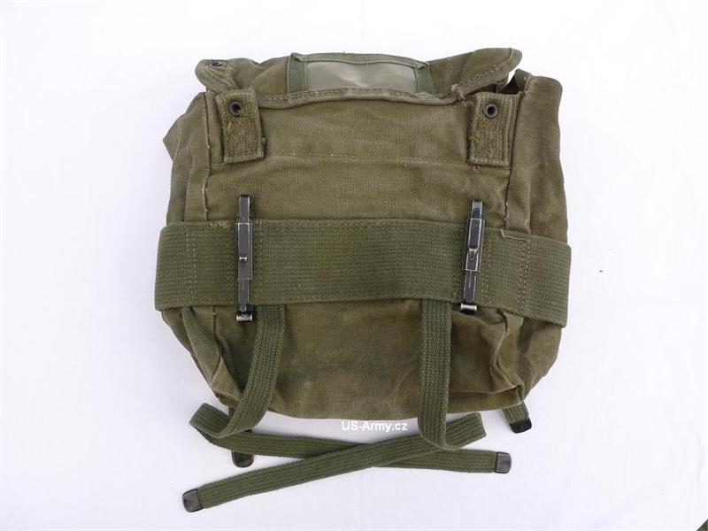 Surplus M-1956 / M-1961 Field Pack Butt Pack - Vietnam Dated
