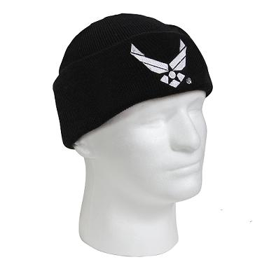 Rothco Embroidered Air Force Wing Insignia Watch Cap