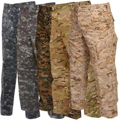 Tru-Spec 1295 Tactical Response Uniform Pants TRU Urban Digital Camo