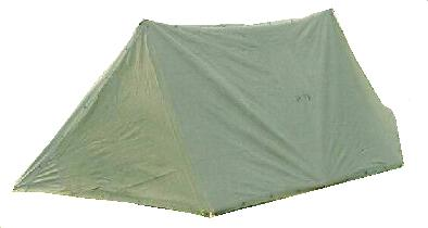 US ARMY Pup Tent -Complete Genuine Issue