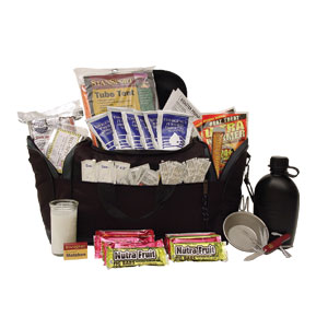 Go Bag Disaster Survival Kit Deluxe