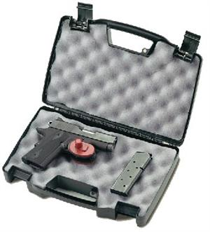 Pillared Single Pistol Hard Case
