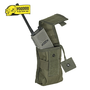 VooDoo Tactical Molle Radio Pouch