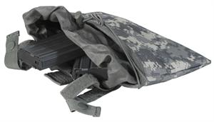 VooDoo Tactical Molle Roll UP Dump Pouch 6-12