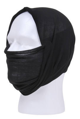 Rothco Multi Use Tactical Wrap Black
