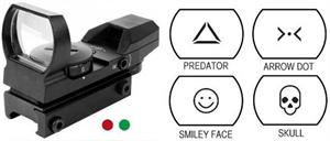 AIM Sports Warfare Edition Reflex Red / Green Dot Sight RT4-WF1