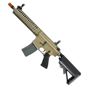 Classic Army Full Metal M4 M6A2 Carbine AEG Airsoft Gun Coyote Brown