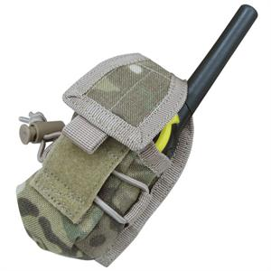 Condor Outdoor CRYE Multicam Molle HHR Small Radio Pouch