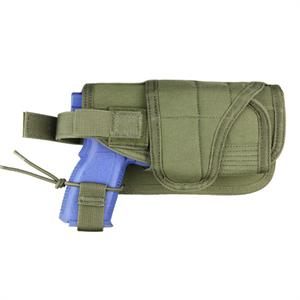 Condor Outdoor Horizontal Molle Tactical Pistol Holster HC