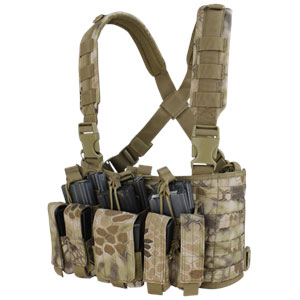 Condor Outdoor Kryptek Highlander Recon Chest Rig MCR5-016