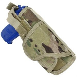 Condor Outdoor Multicam Vertical Molle Pistol Holster MA69-008