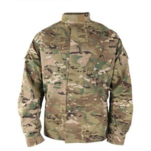 Propper NyCo 50 / 50 Cotton Ripstop ACU Style MULTICAM Coat Top Jacket