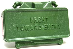GG&G Claymore Mine Hitch Cover