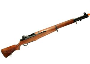G&G M1 Garand Full Metal Real Wood Stock AEG