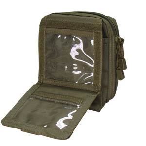Condor Outdoor CRYE Multicam Molle Map Pouch