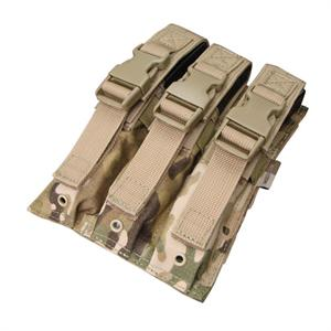 Condor Outdoor CRYE Multicam  MP5 Triple Magazine Pouch