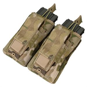Condor Outdoor CRYE Multicam Molle M4 Double Kangaroo Mag Pouch MA51