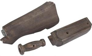 WWII BAR M1918 A2 Real Wood Kit For Airsoft Replica AEG by Matrix