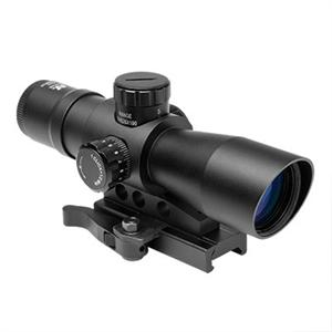 NcStar Mark III Tactical 3-9x32 Scope w/ Blue / Green P4 Sniper Reticle QR STP3942GV2
