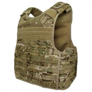 Condor Outdoor CRYE Multicam Molle Quick Release Plate Carrier Vest QPC