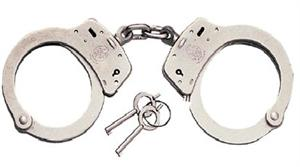 Smith & Wesson Handcuff - NICKEL