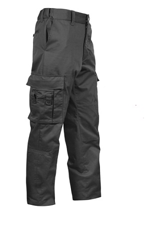 Rothco Deluxe EMT Pants Black 3823
