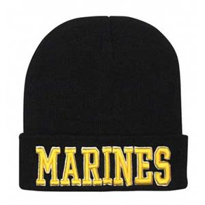 Marines Embroidered Watch Cap